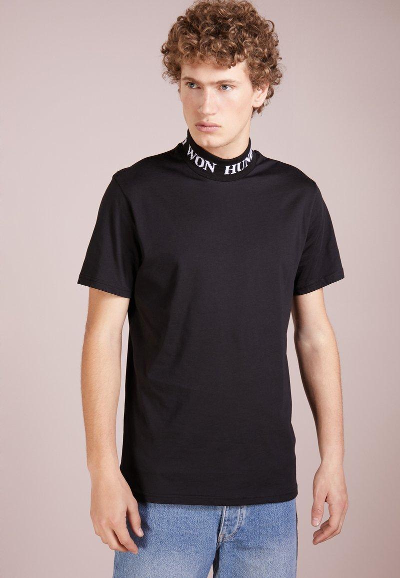 Won Hundred - PRAGUE - T-shirt print - black