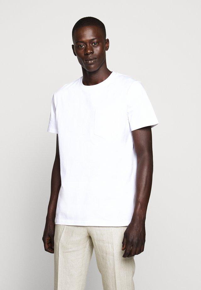 JEFFERSON - Camiseta básica - white
