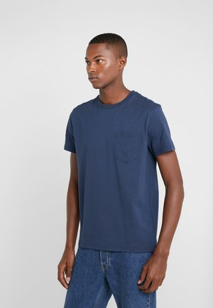 JEFFERSON - Basic T-shirt - dress blues