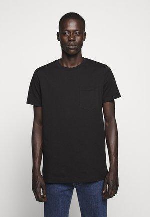 JEFFERSON - T-shirt - bas - black