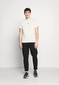 Won Hundred - TROY - Camiseta estampada - seedpearl white - 1
