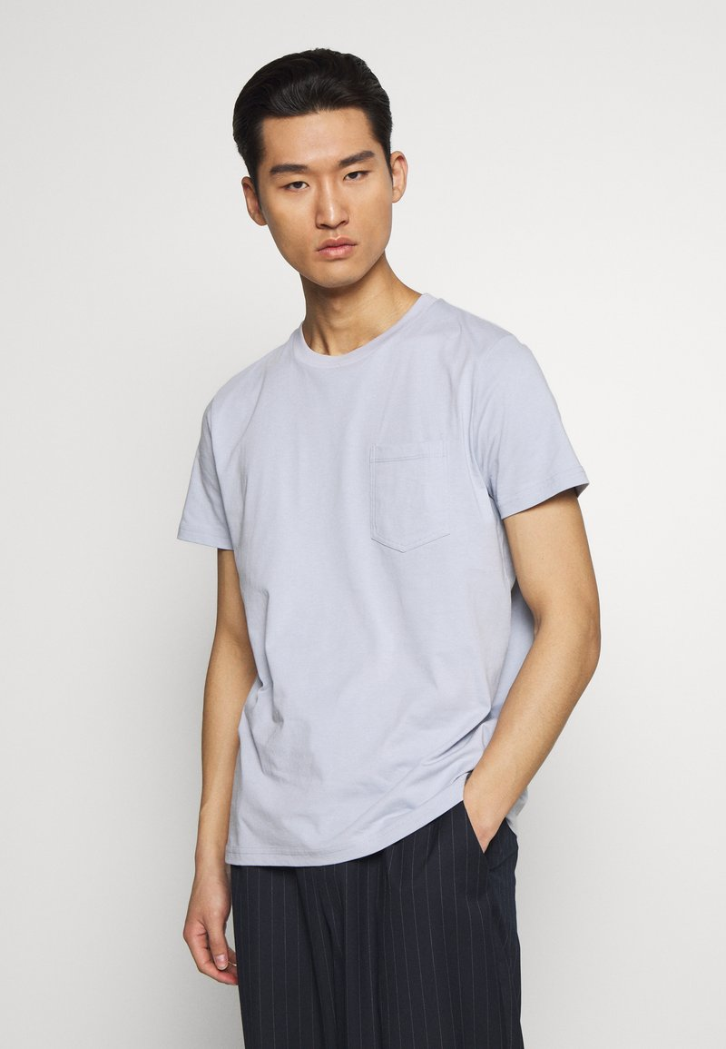 Won Hundred - JEFFERSON - Basic T-shirt - zen blue