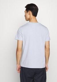 Won Hundred - JEFFERSON - Basic T-shirt - zen blue - 2
