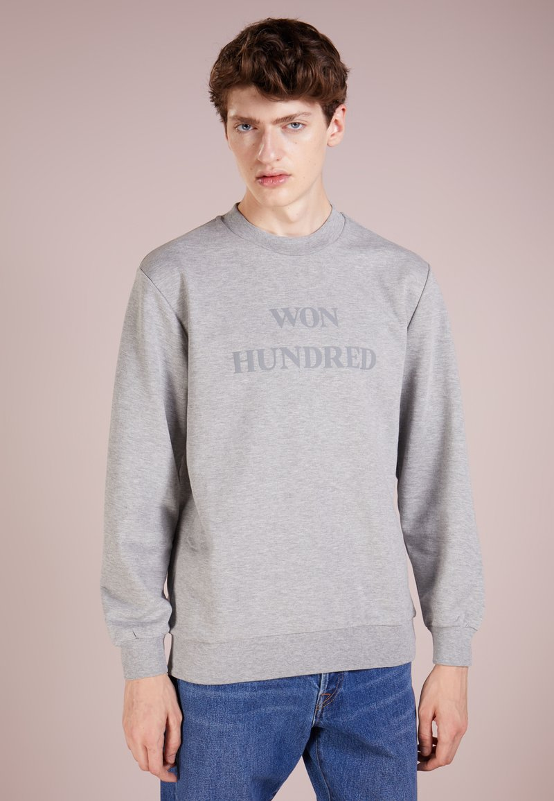Won Hundred - MATEO - Sudadera - grey