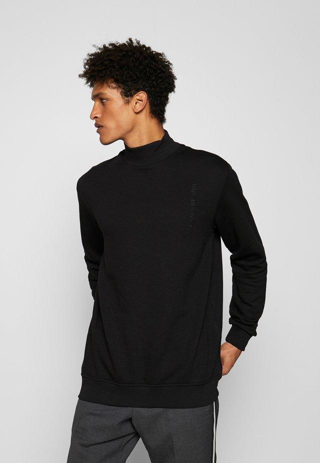 JARED WON - Sweatshirt - black