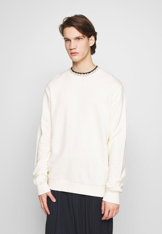 ARIZONA SWEAT - Sweatshirt - seedpearl white