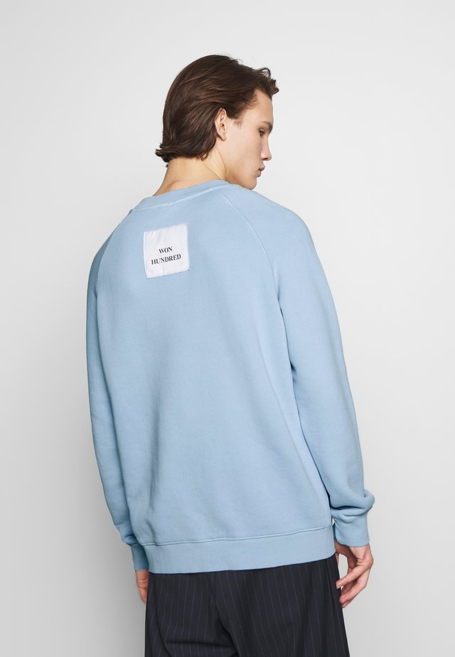 Sweatshirt - zen blue