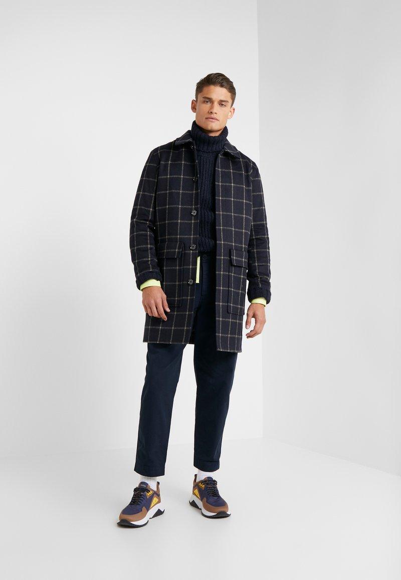 Won Hundred - ALEXANDER - Classic coat - dark blue