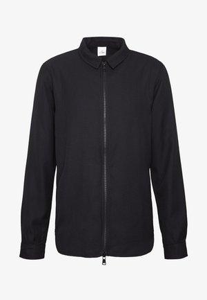 HARVEY - Summer jacket - black/blue