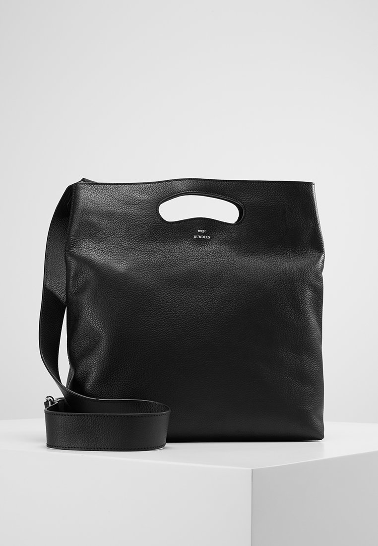 Won Hundred - MILAN SMALL - Handtasche - black