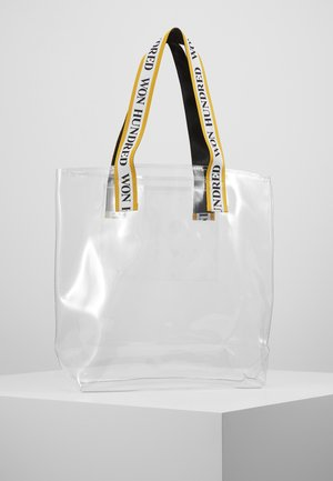 ATHENS - Tote bag - seethrough