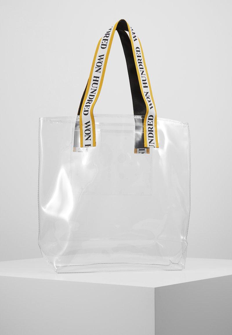 Won Hundred - ATHENS - Tote bag - seethrough