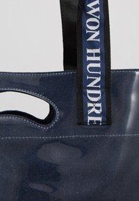 Won Hundred - JOURNEY - Bolso shopping - denim blue - 6