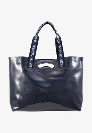 JOURNEY - Shopping Bag - denim blue
