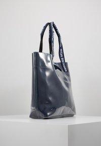 Won Hundred - JOURNEY - Bolso shopping - denim blue - 3