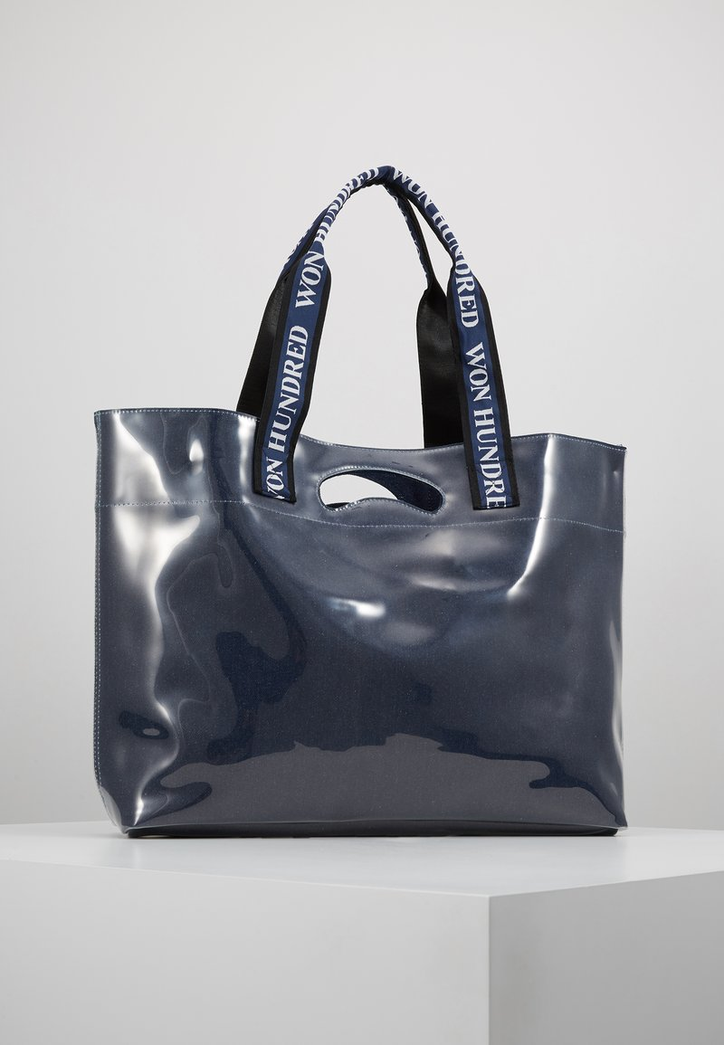 Won Hundred - JOURNEY - Shopping Bag - denim blue