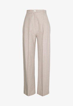 SUNNA TROUSERS - Pantalones - beige