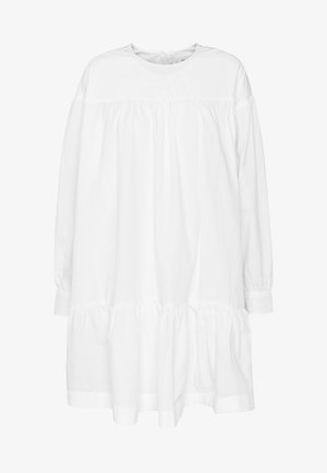 DINA DRESS - Sukienka letnia - bright white