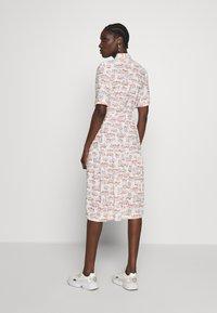 Wood Wood - HILDE DRESS - Paitamekko - off-white - 2