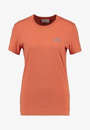 EDEN  - Print T-shirt - dustorange