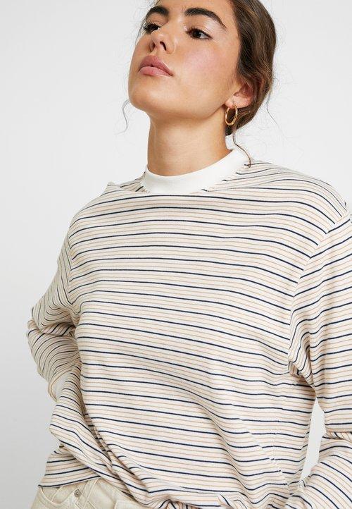 gorąca wyprzedaż w 2019 roku Wood Wood ASTRID LONG SLEEVE - Sweter - off-white Odzież Damska MSLL-GF8