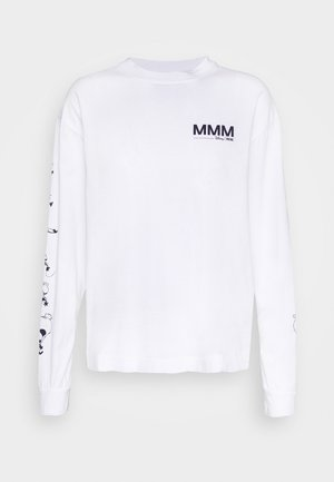 ASTRID LONG SLEEVE - Long sleeved top - bright white
