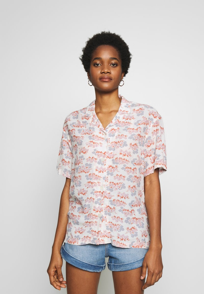 Wood Wood - JOHANNE  - Button-down blouse - floral