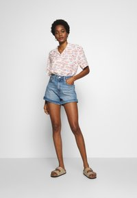 Wood Wood - JOHANNE  - Button-down blouse - floral - 1