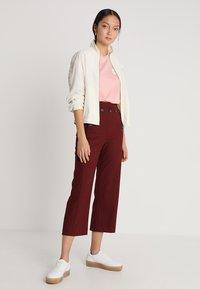 Wood Wood - TEKLA JACKET - Summer jacket - off white - 1