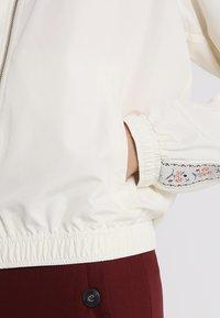 Wood Wood - TEKLA JACKET - Summer jacket - off white - 7