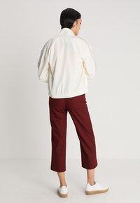 Wood Wood - TEKLA JACKET - Summer jacket - off white - 2
