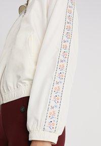 Wood Wood - TEKLA JACKET - Summer jacket - off white - 5