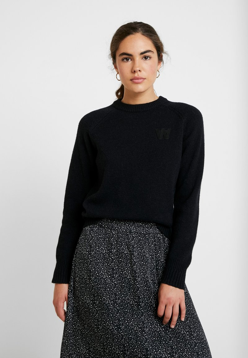 Wood Wood - ASTA  - Jumper - black