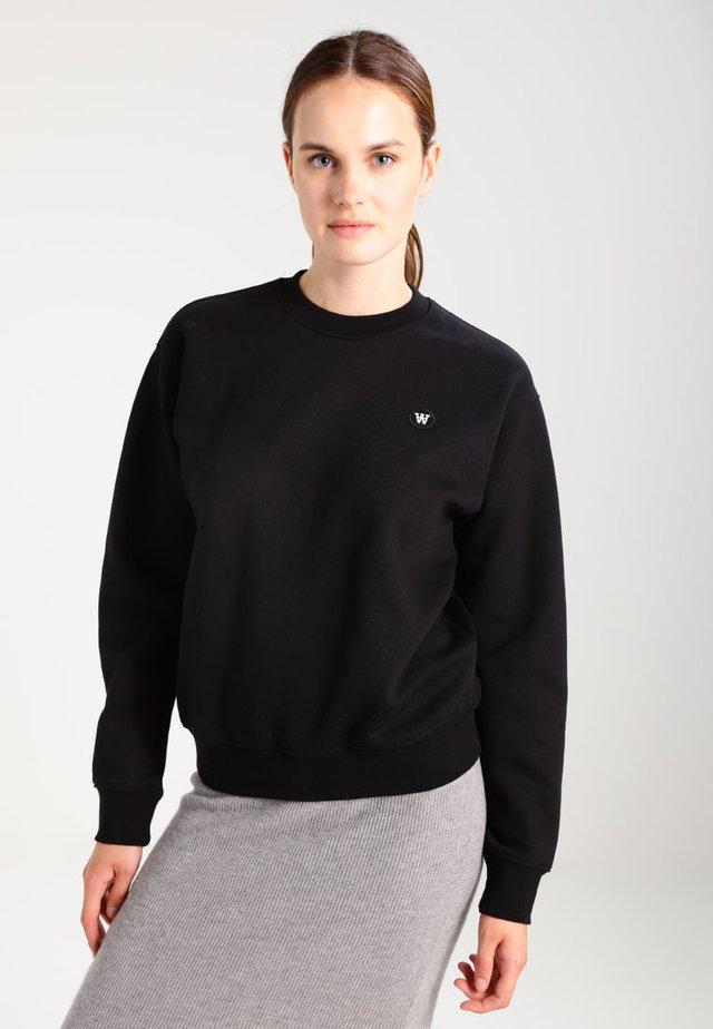 JESS - Sweatshirt - black