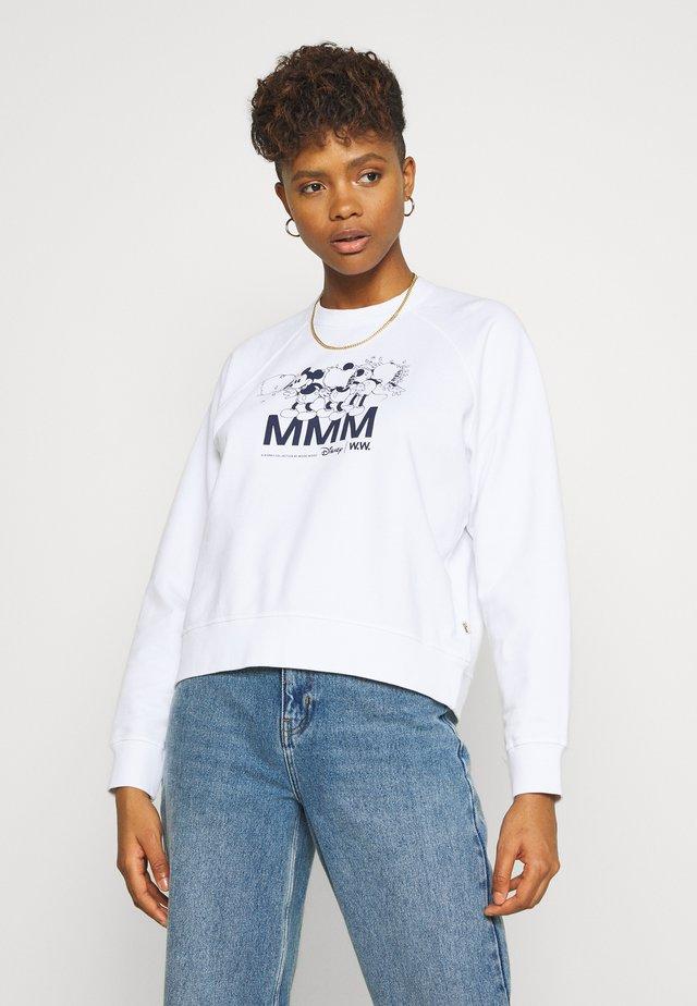 JERRI  - Sweatshirt - bright white