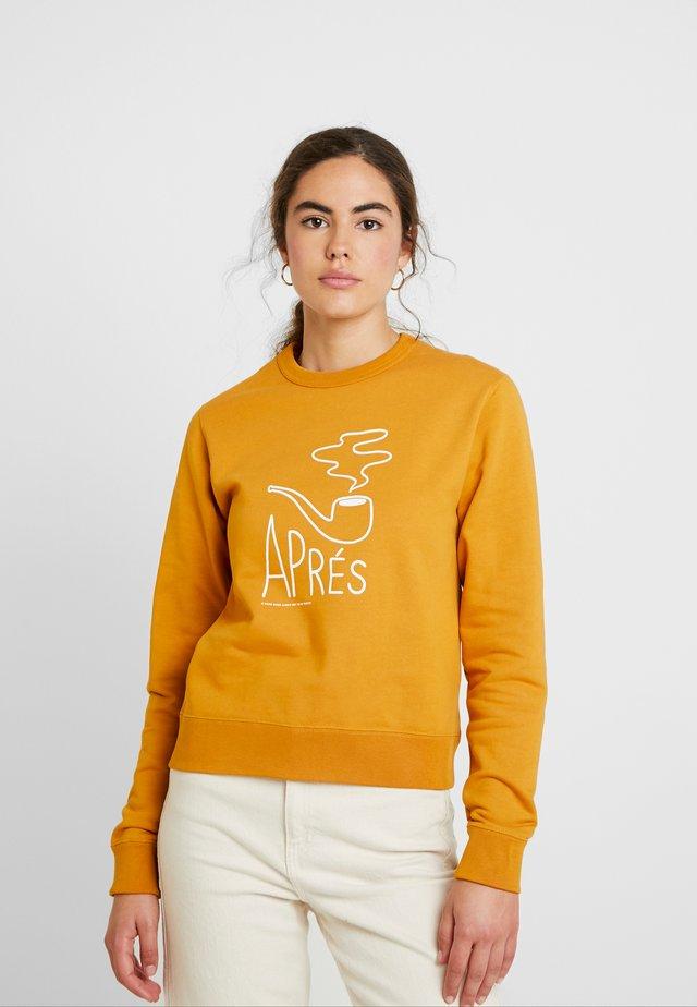 ROSE  - Sweatshirt - mustard