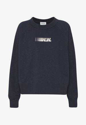 HOPE - Sweatshirt - navy