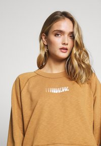 Wood Wood - HOPE - Sweatshirt - dark khaki - 4