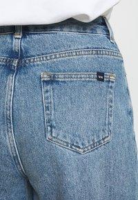 Wood Wood - ILO - Straight leg jeans - blue denim - 5
