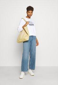 Wood Wood - ILO - Straight leg jeans - blue denim - 1