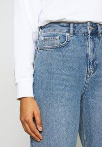 Wood Wood - ILO - Straight leg jeans - blue denim - 3
