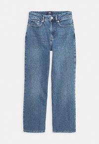 Wood Wood - ILO - Straight leg jeans - blue denim - 4