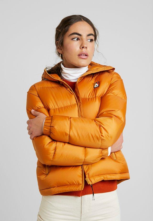 ELSA JACKET - Down jacket - mustard