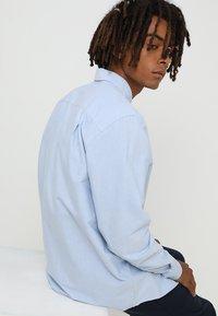 Wood Wood - TED - Shirt - light blue - 2