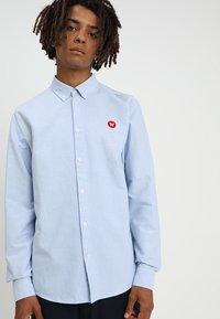 Wood Wood - TED - Shirt - light blue - 0