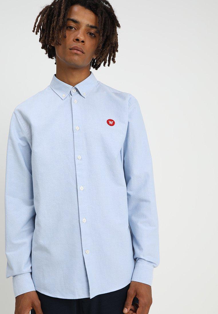 Wood Wood - TED - Shirt - light blue