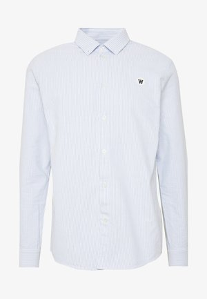 TED - Camisa - off-white/blue