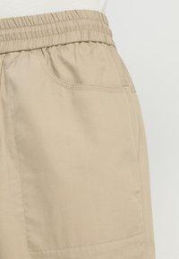 Wood Wood - BUZZ TROUSERS - Trousers - beige - 4