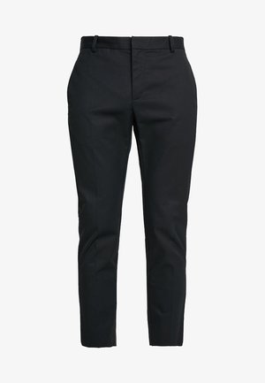 TRISTAN TROUSERS - Stoffhose - black