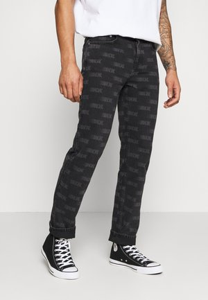 GIL - Straight leg jeans - black
